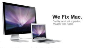 We fix all Apple macs