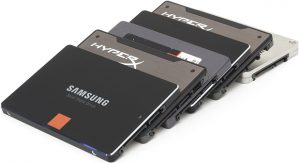 Upgrade with a solid state drive