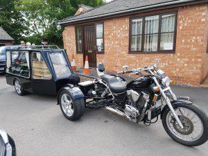 Motorcycle Funerals UK